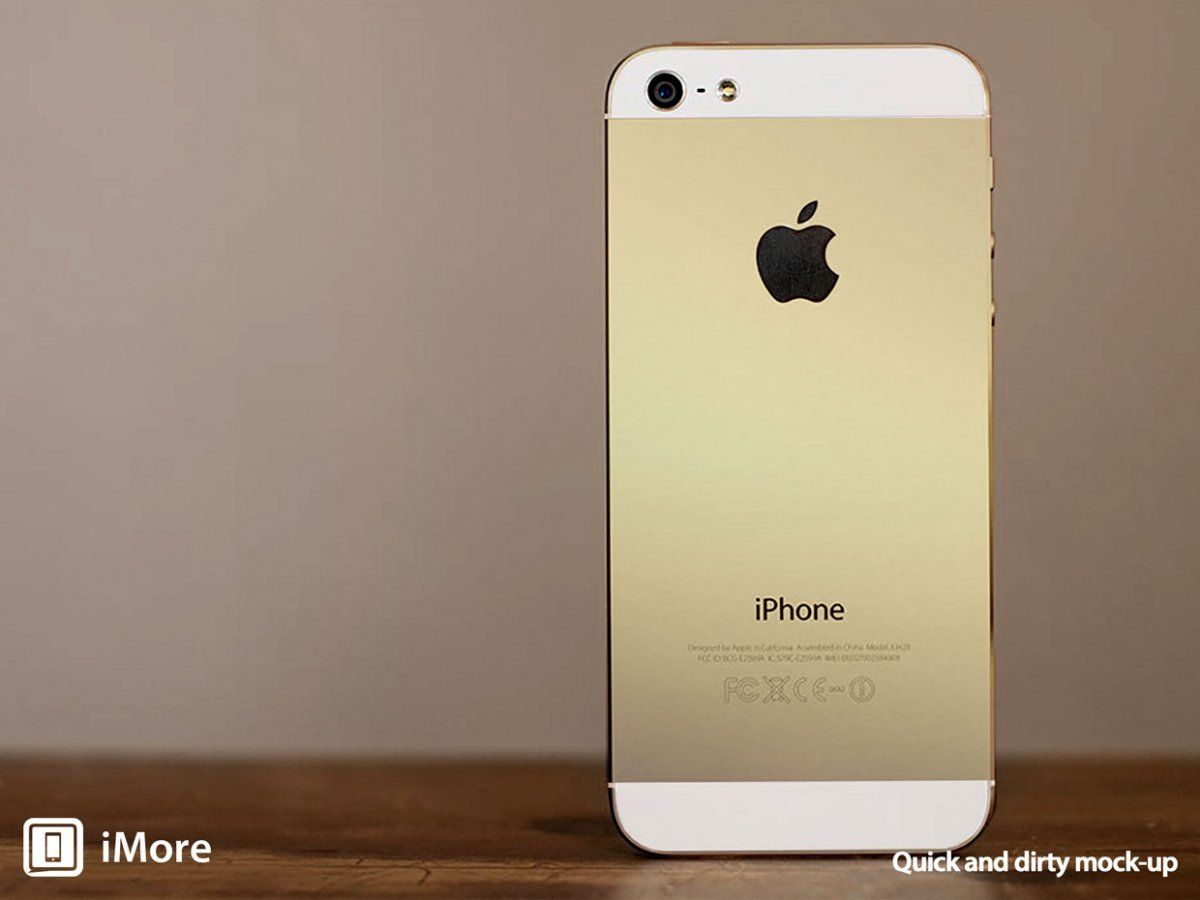 Www etradesupply com media uploaded iphone 5c vs iphone 5 screen jpg - A Gold Iphone On The Way
