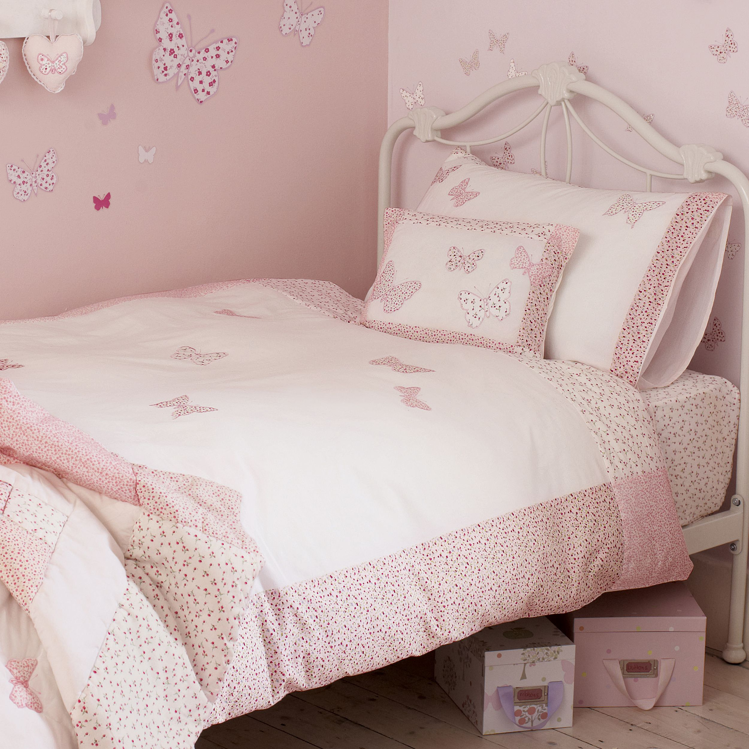 LauraAshleySS Love Butterflies And These Will Certainly Have The - Laura ashley childrens bedroom furniture