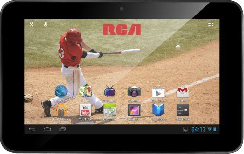 RCA 7-Inch Smart Portable TV with Built-in Android Tablet - http://32inchtv.org/deals/rca-7-inch-smart-portable-tv-with-built-in-android-tablet/