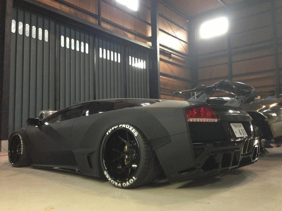 Matte Lamborghini With Some Funky Flares Automotive Pinterest