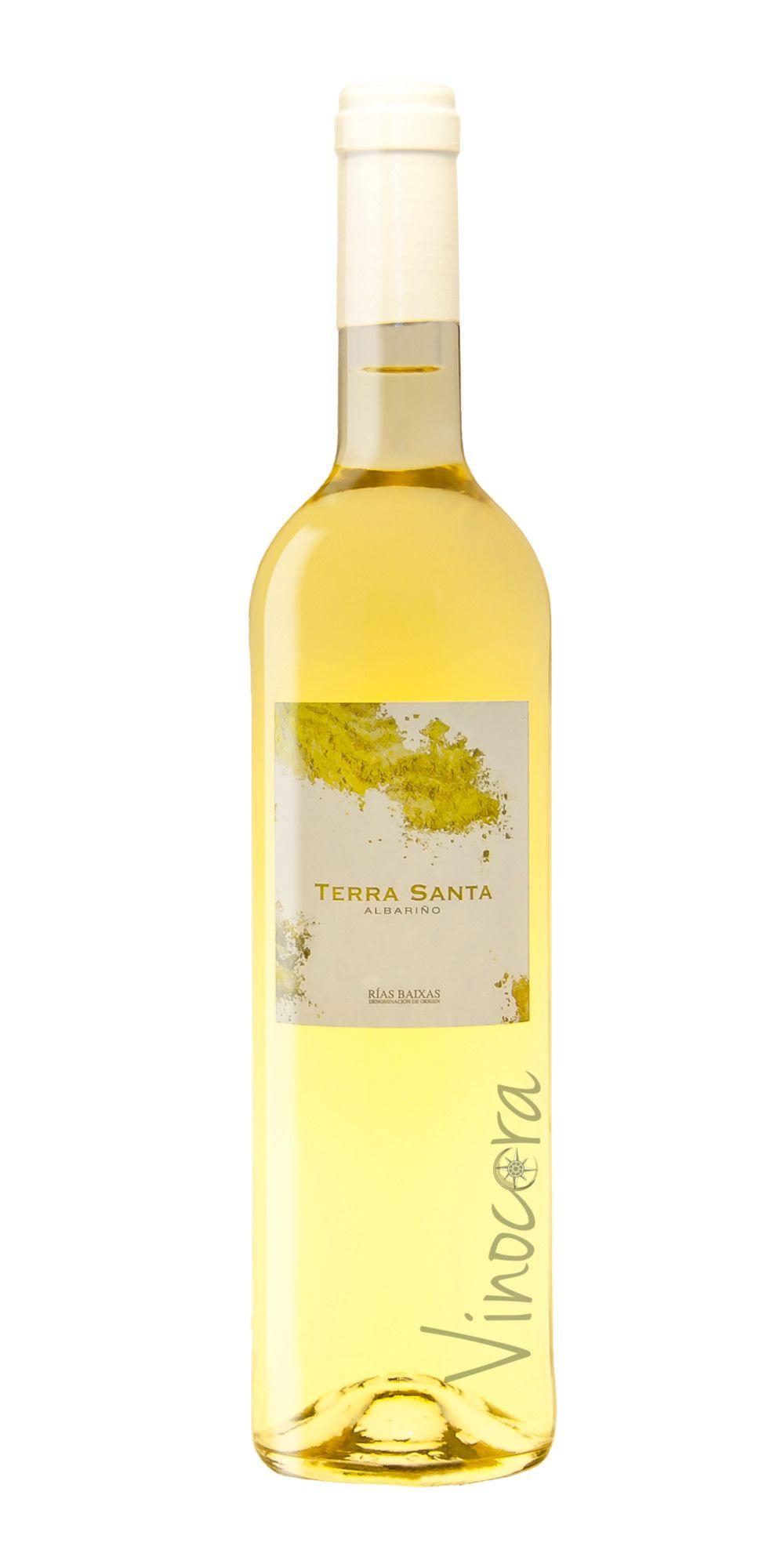 Botella Terra Santa Albarino Do Rias Baixas Comprar Vino