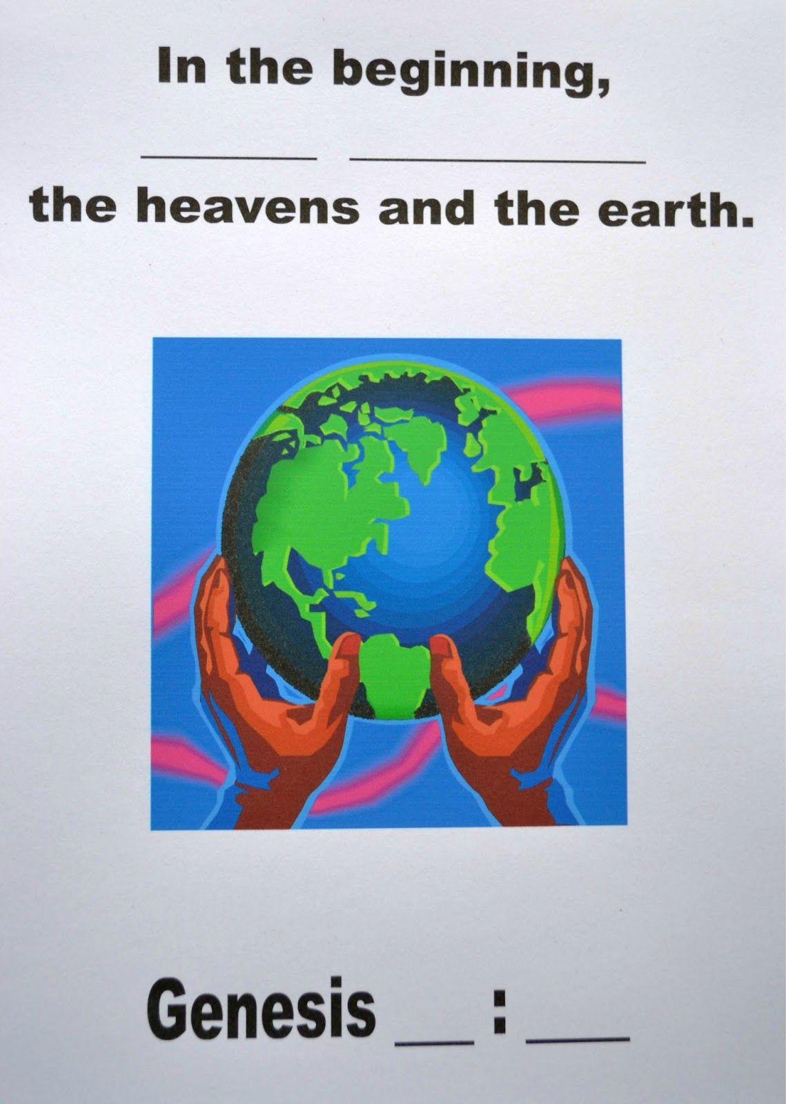 Genesis Series Creation