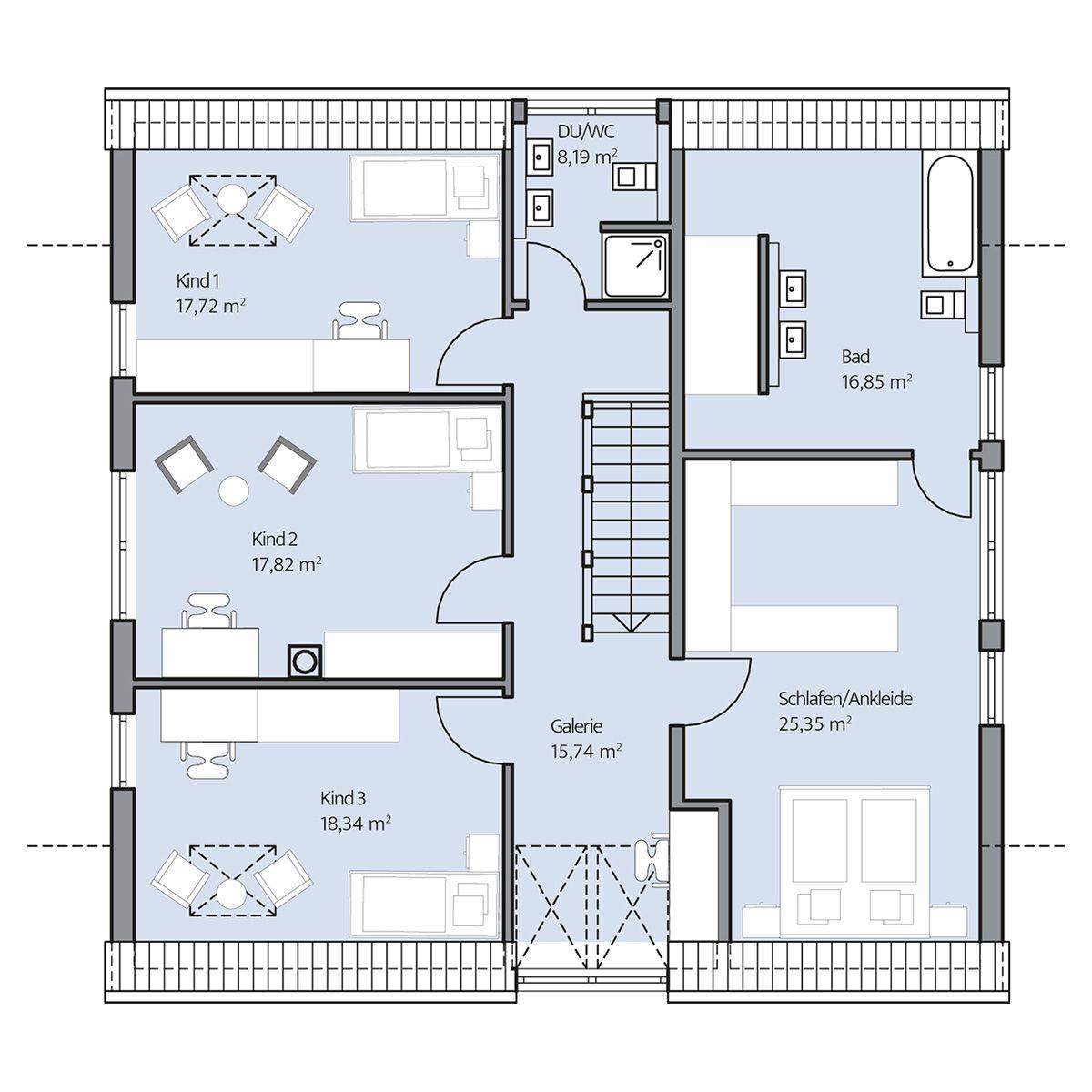 uploads tx bmhhousegallery haus goetze grundriss dg bemasst col16 hg. Black Bedroom Furniture Sets. Home Design Ideas