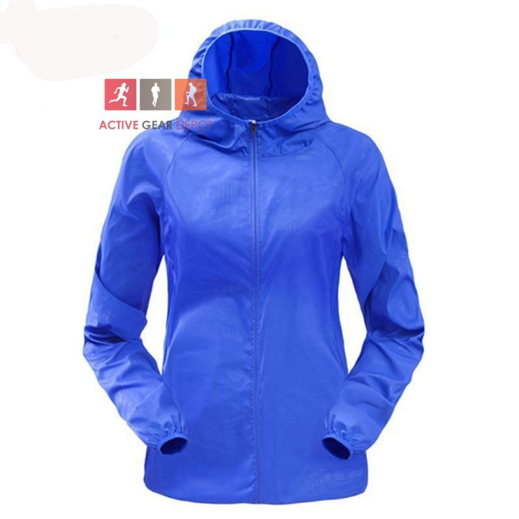 0422d739d Ultra light Hooded Womens Windbreaker Running Jacket | Products ...