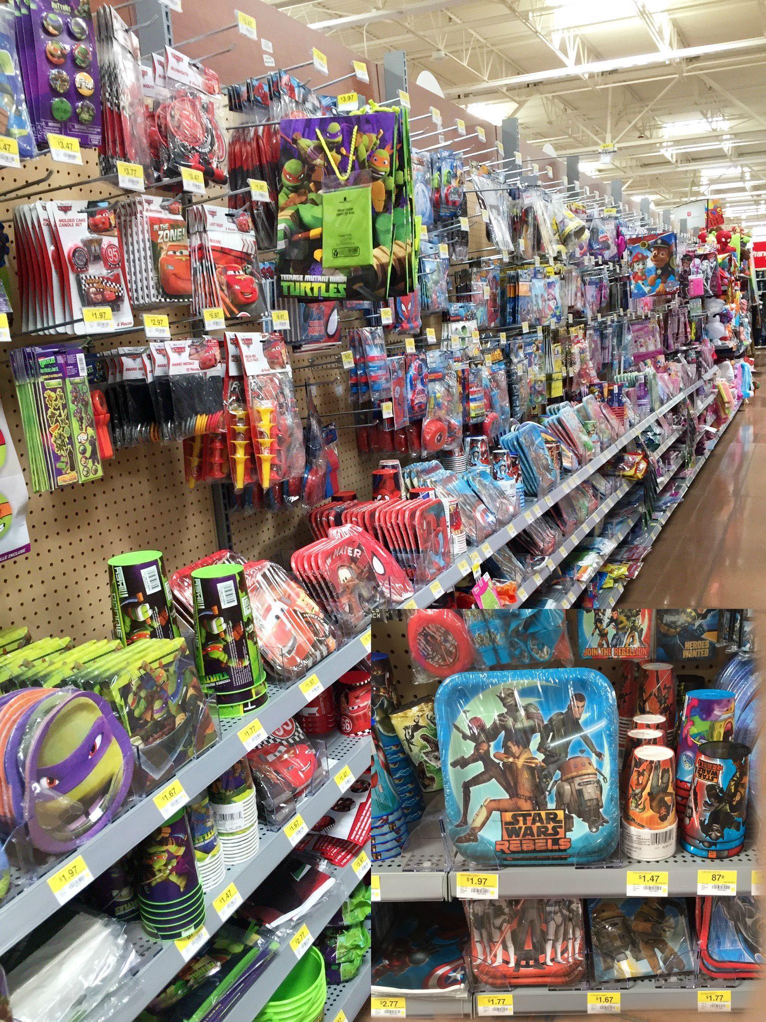 American Greeting Party Supplies At Walmart