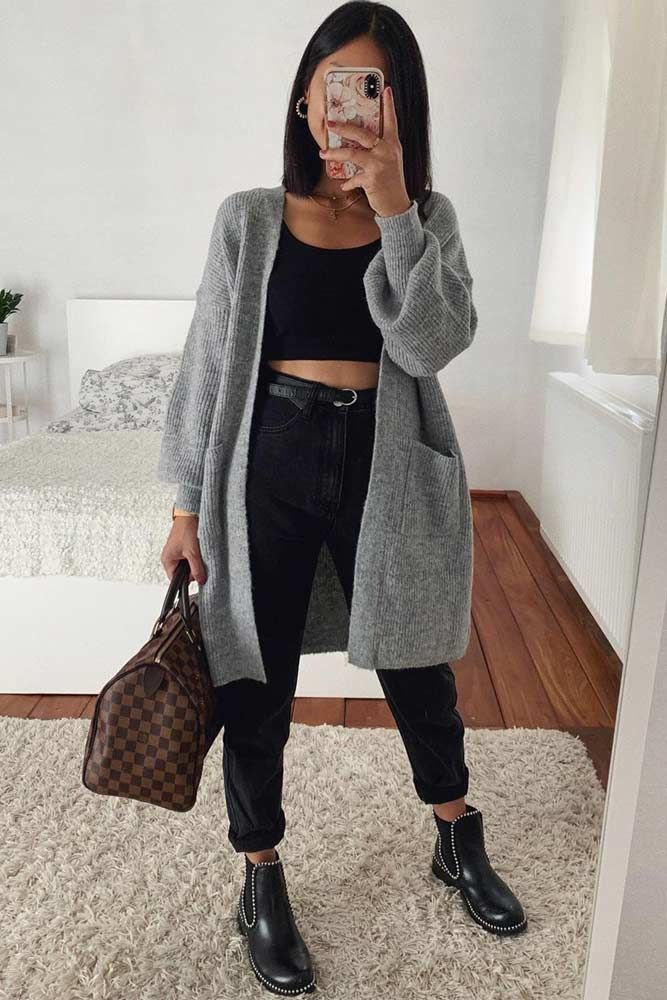 40 Chic Fall Outfit Ideas You'll Absolutely Love