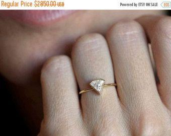 Black Friday SALE 15 di 05 Carat Diamond Ring by MinimalVS Ring