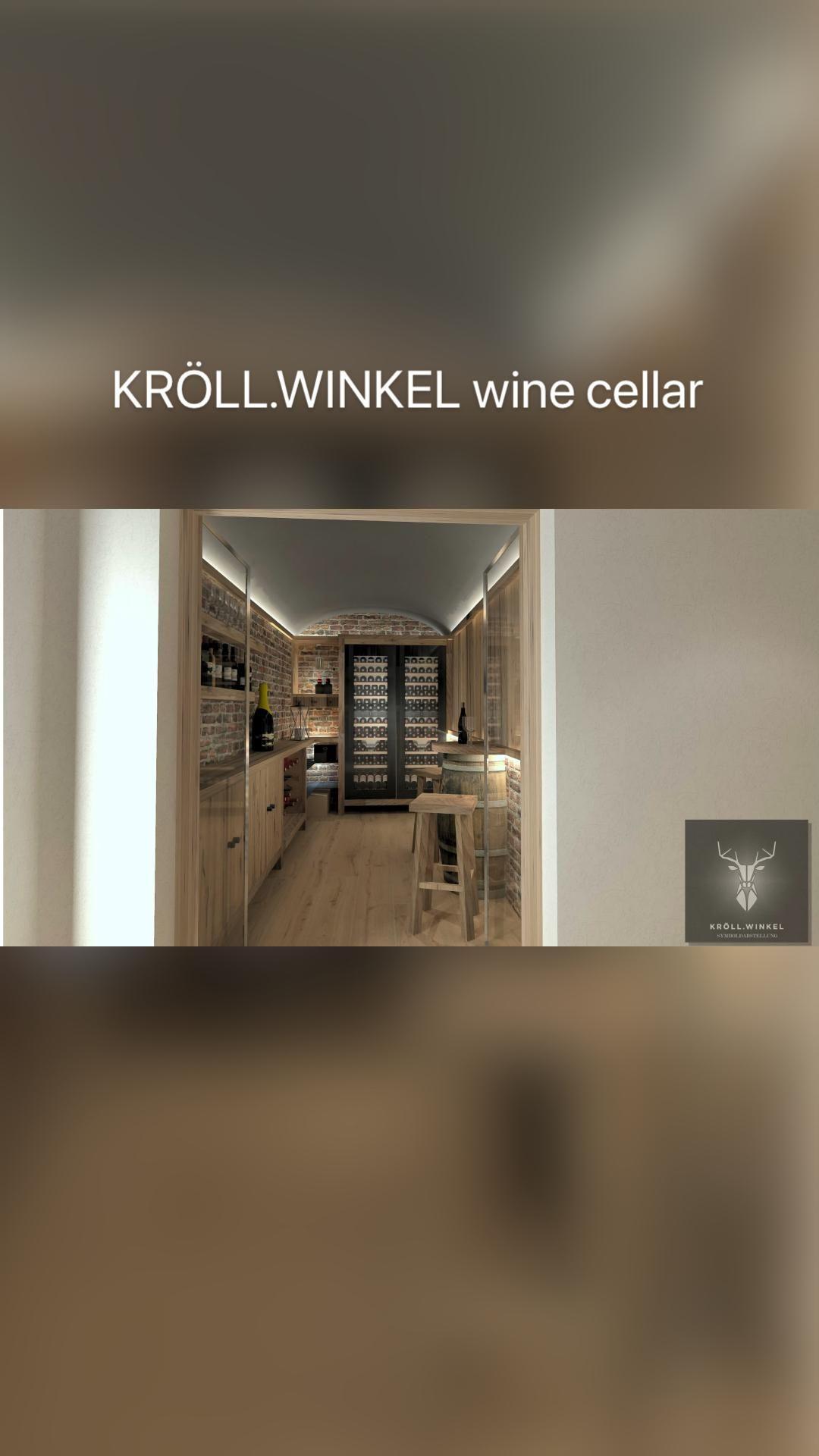 90+ KRÖLL.WINKEL wine cellar
