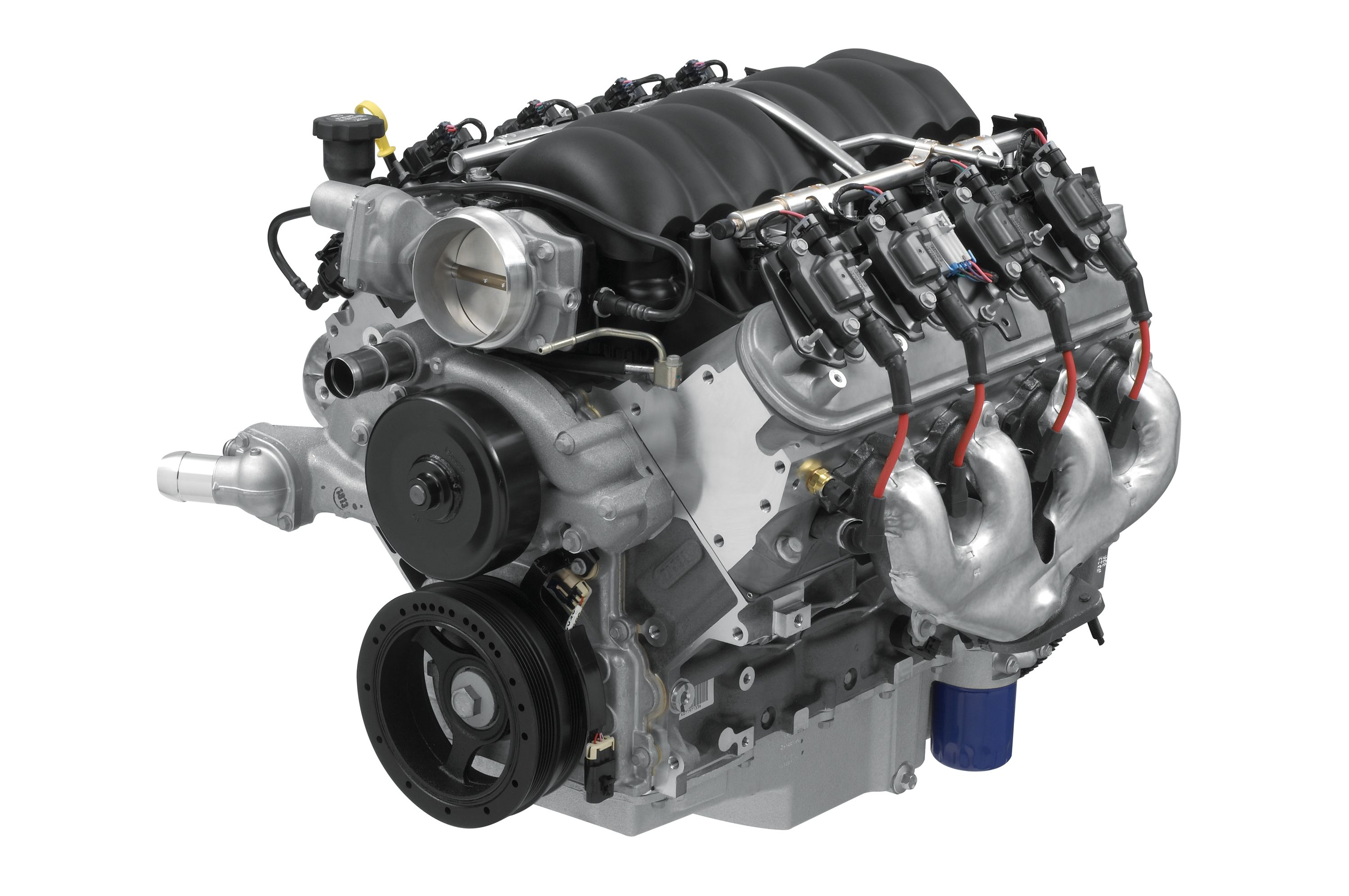 E Rod Ls3 Engine From Chevy Crate Motors Crate Engines Ls Engine
