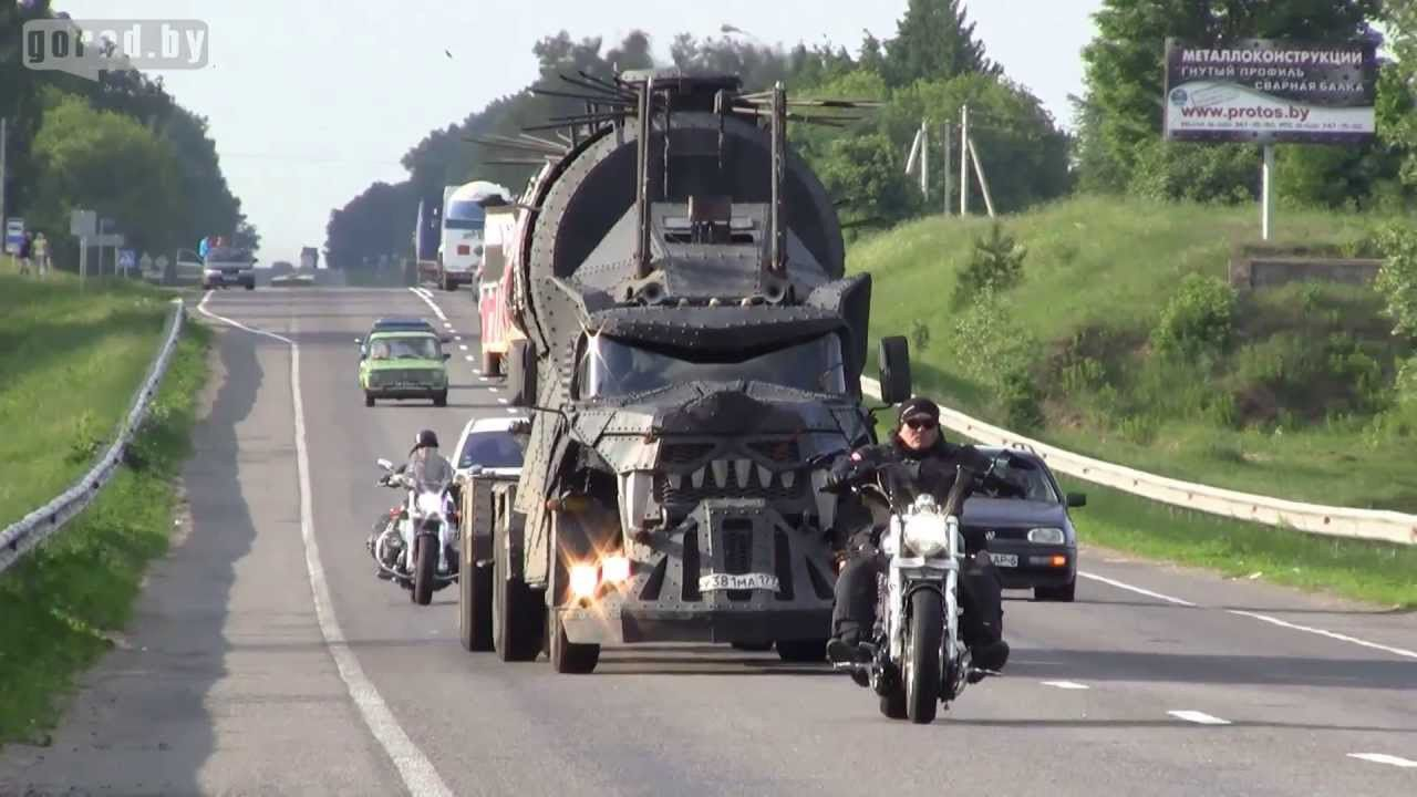 Mad Max Truck - Watch the Video
