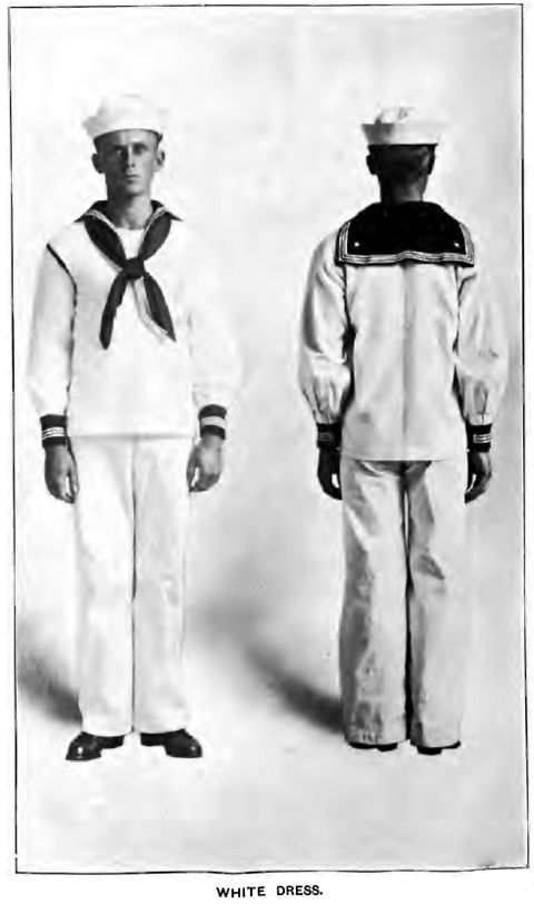 Uniforms navy wwii us enlisted Navy Uniform