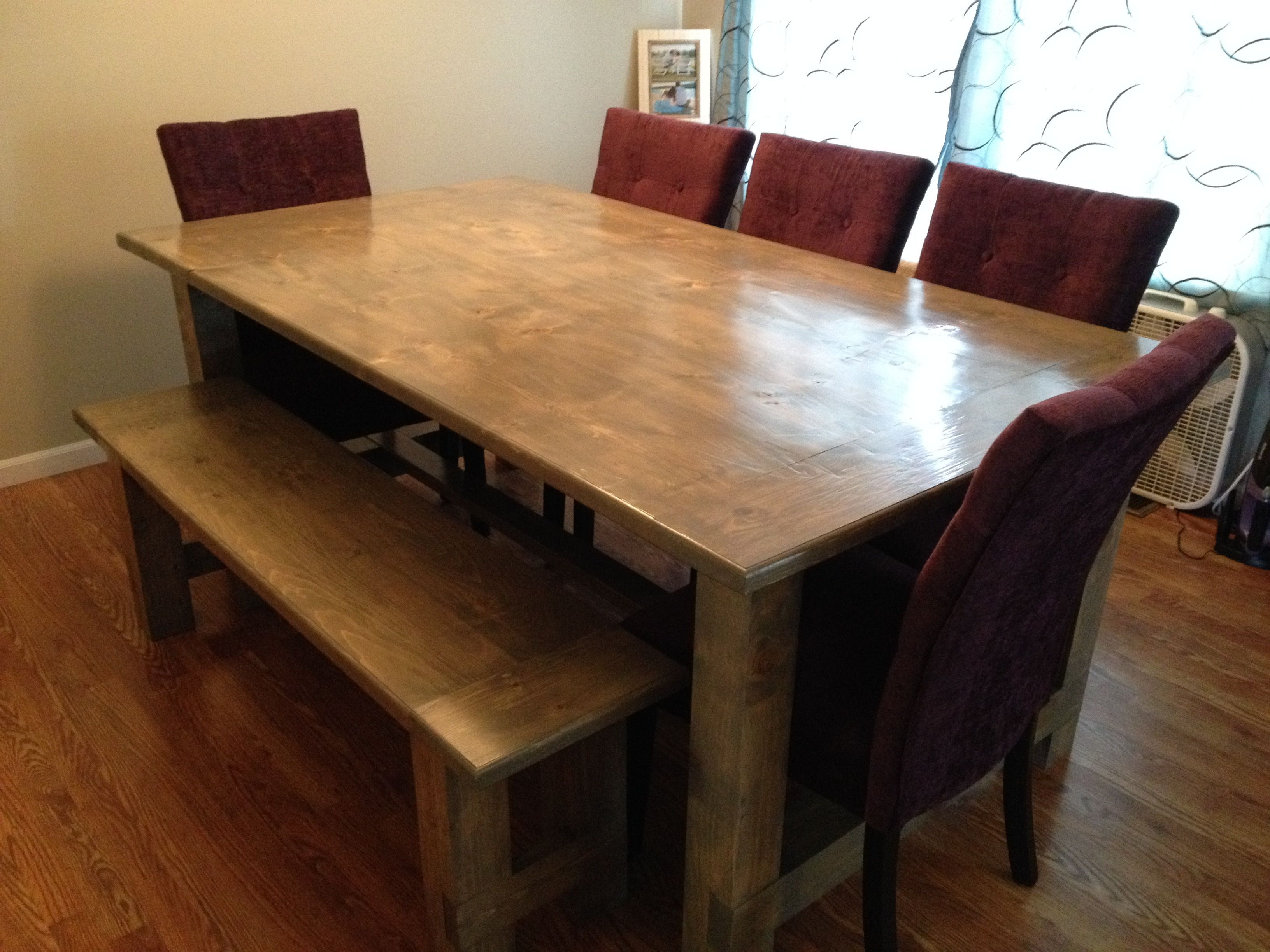 Great Free of Charge Farmhouse Table with extensions Ideas