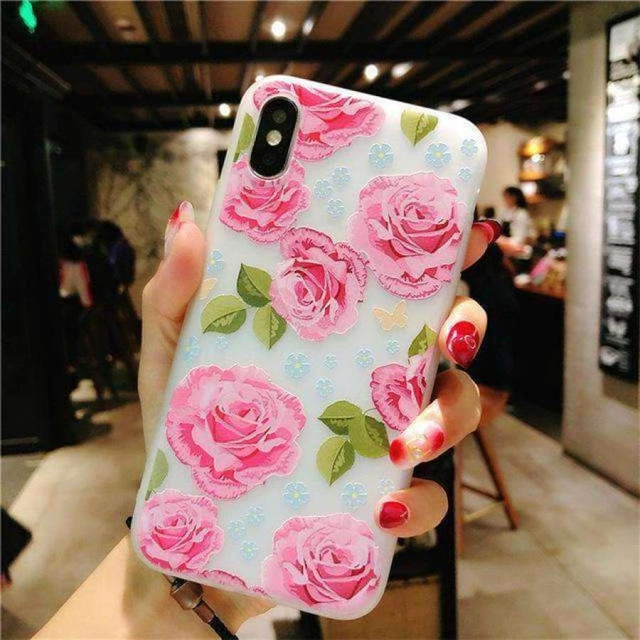 Flower iPhone Casee  4017a3ea59ef