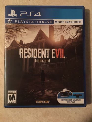 #Trending05 - Resident Evil 7 Biohazard LNIB Tested Cleaned Game PS4 PlayStation 4 Sony https://t.co/36iikPu22A Ebay https://t.co/FVoZoedqYF