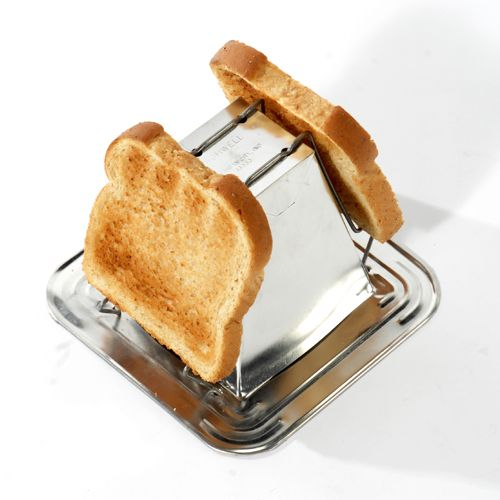 Tin Pyramid Toaster Old Fashioned Toaster For The Gas Stove Top Toaster Vintage Toaster Delicious Bread
