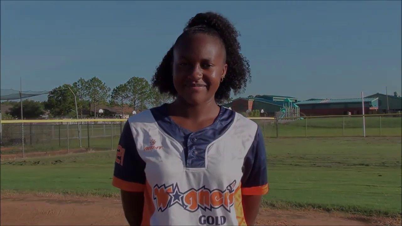 Christiana Nichols 2021 OF Softball Skills Recruiting