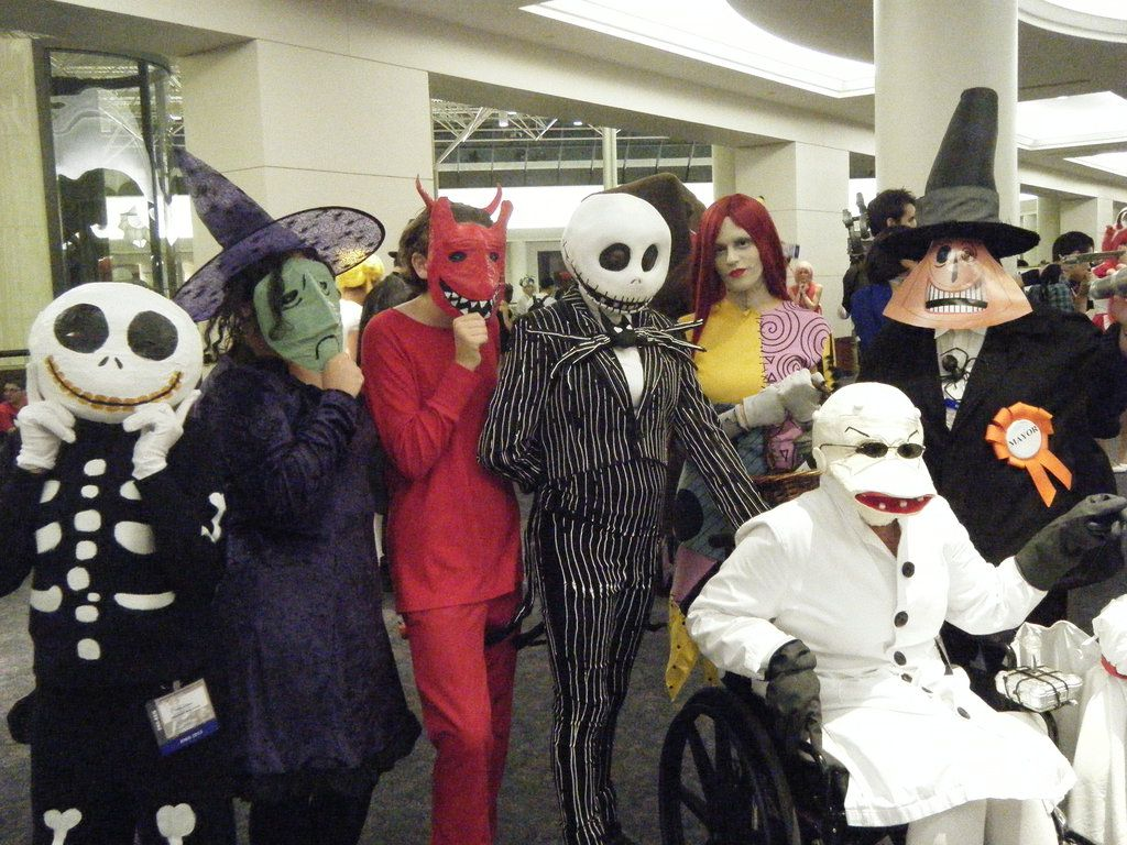 nightmare before christmas mayor hat the nightmare before
