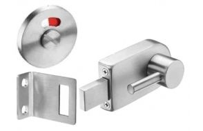 Toilet cubicle locks commercial washrooms bunk room - Commercial bathroom stall door latches ...