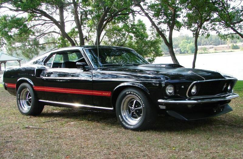 Raven Black 1969 Mustang Mach 1 Ford Mustang Parts Ford Mustang Mustang