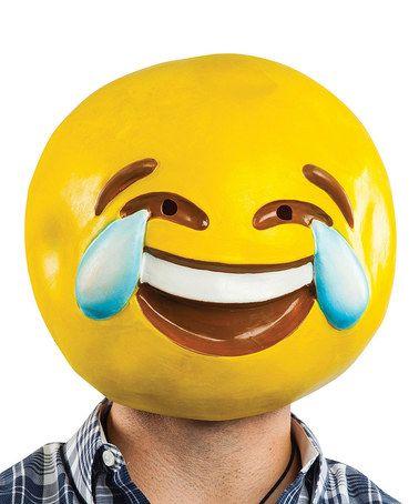 Tears of Joy Mask #zulily #zulilyfinds