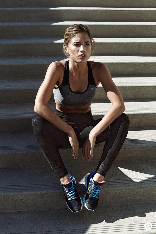 C9 Champion Women S Fusion Flex Sports Bra Fitness Models Female Fitness Fashion Fitness Photoshoot