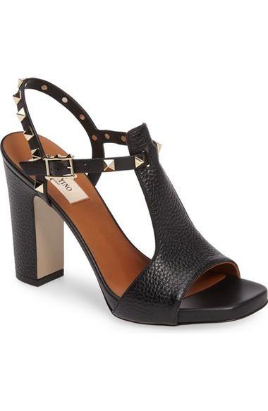 030ef4c93d8 VALENTINO Rockstud T-Strap Sandal (Women).  valentino  shoes  sandals