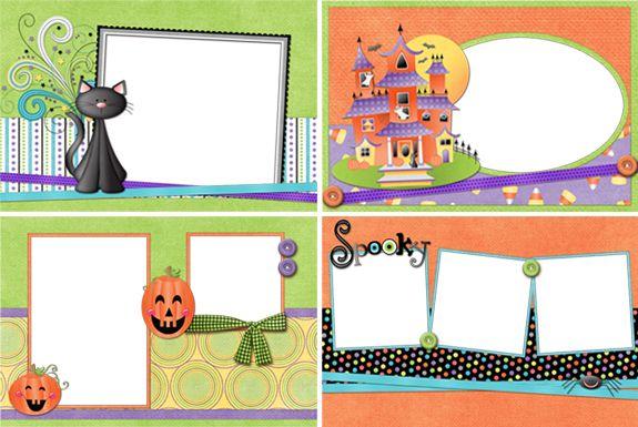 marcos para halloween gratisfondos para fotos y foto montajes en alta calidad