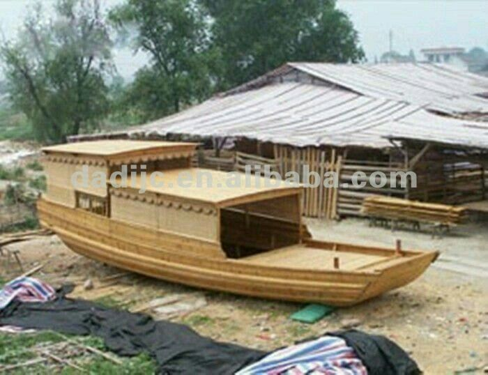 Sampan – this boat makes my imagination run wild!