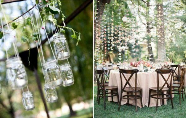 Diy Small Backyard Wedding Ideas
