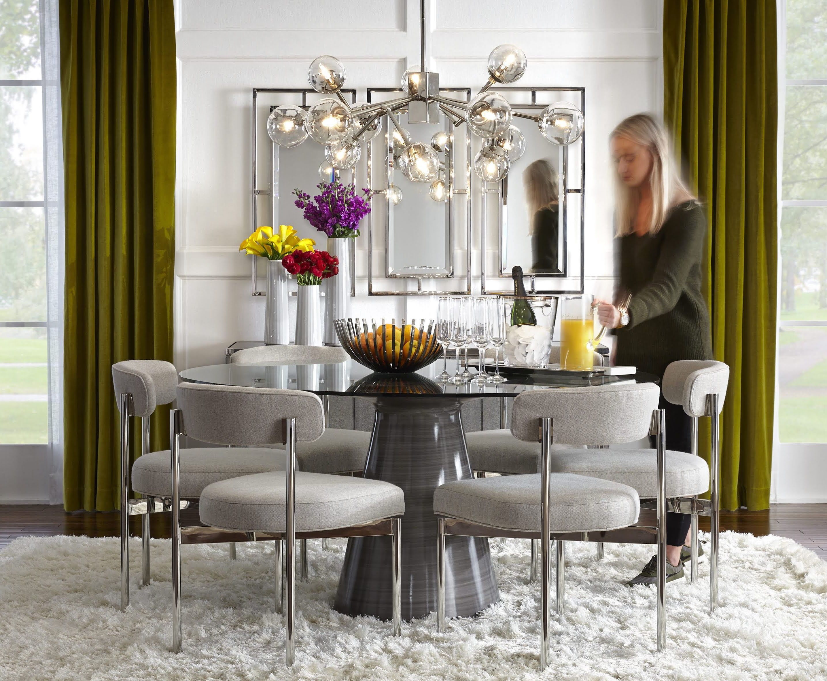 Mg Bw Set The Tone In Your Home With Mitchell Gold Bob Williams