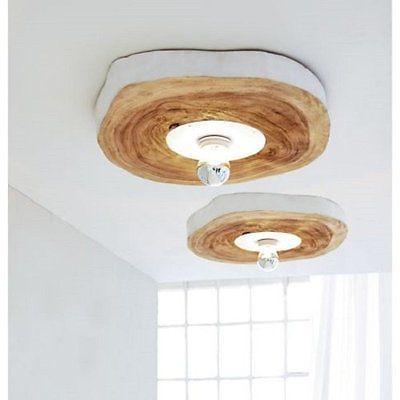 Deckenleuchte Aus Walnuss Holz Unikat Deckenleuchte Lampe Design Top Deckenlampe Holz Design Lampen Lampe