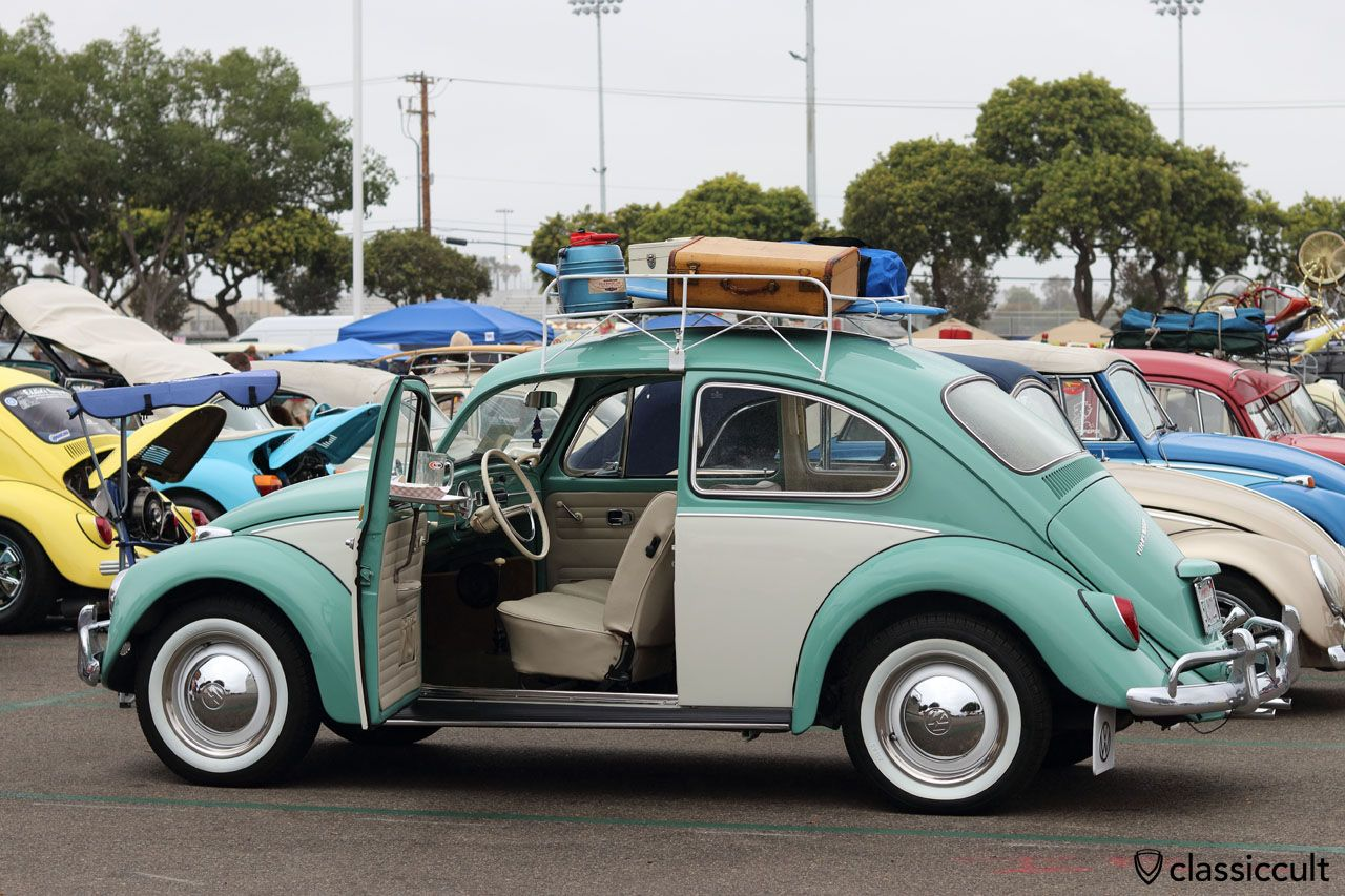 Classiccult Blog Vintage Vw Vw Beetles Vw Accessories