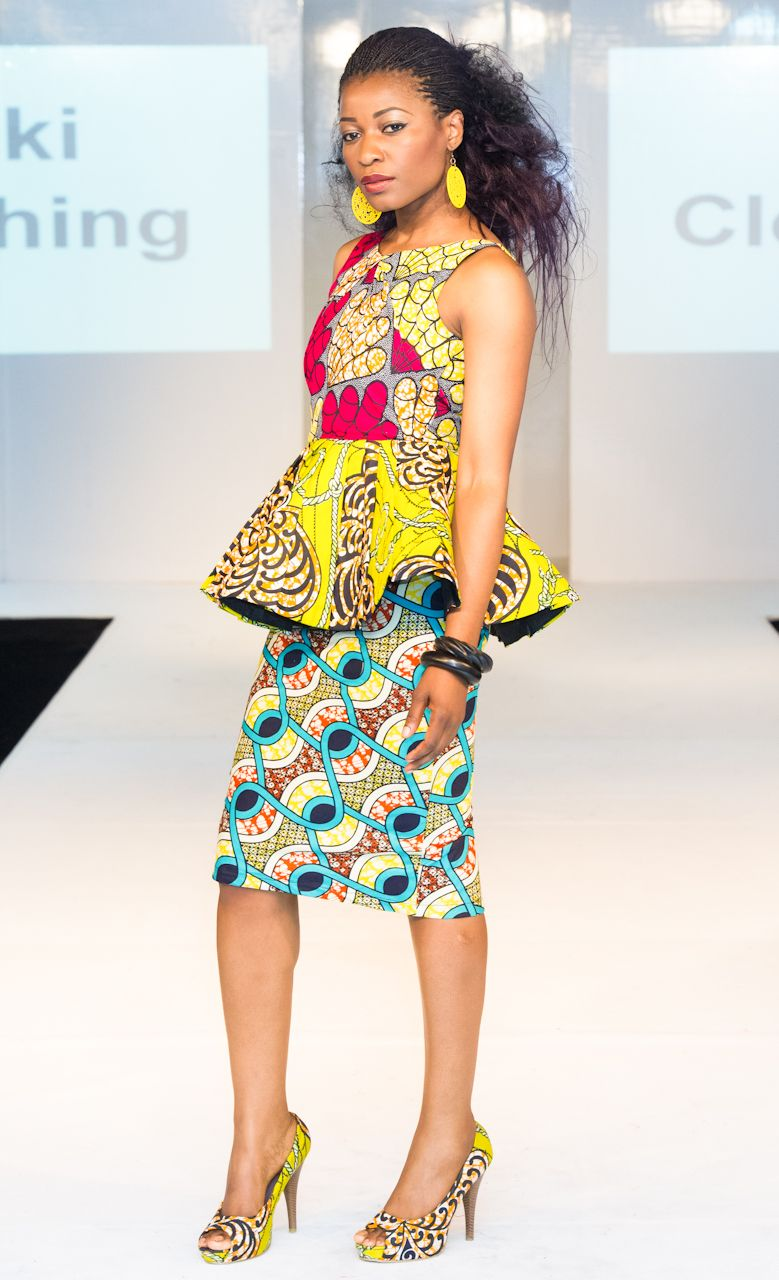 M - 100 African Fashion Store & News 12