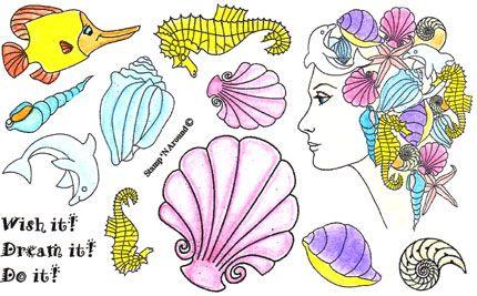 Rubber stamp art image sets for your rubber stamp art best buy best value deep - Sparkle N Sprinkle