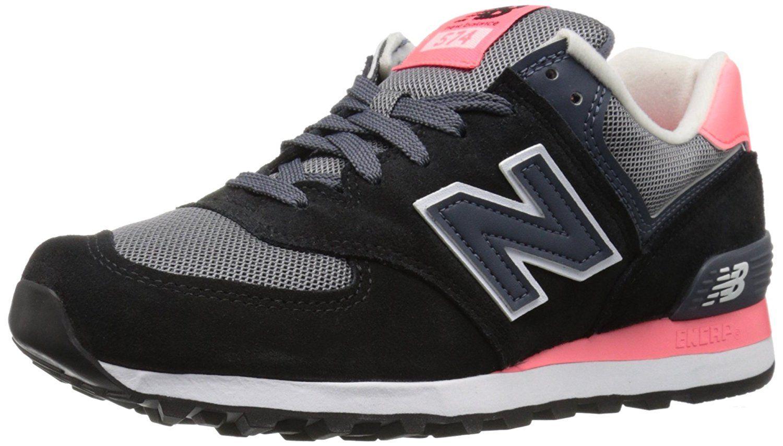 New Balance 574, Zapatillas De Running para Mujer: Amazon.es ...