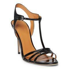 Ralph Lauren Patent Leather Sandals dbobBq