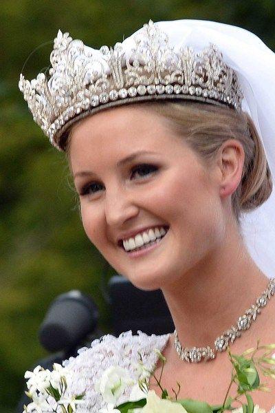 The Northumberland Tiara Lady Melissa Percy
