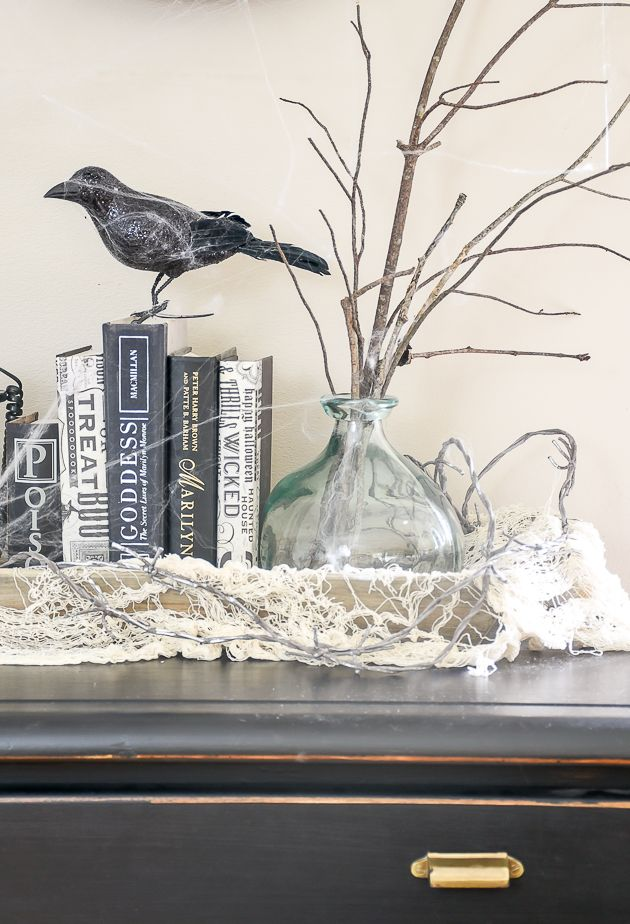 How to Decorate a Scary Halloween Home for Less Spooky halloween - when should you decorate for halloween