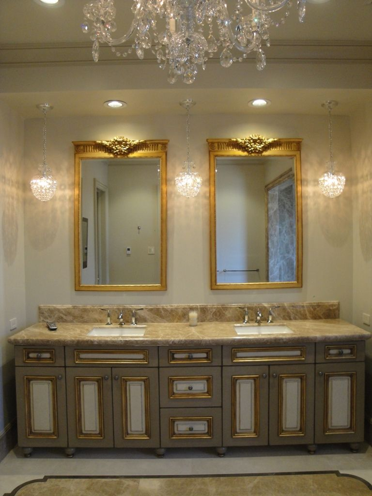 bathroom vanity mirrors excellent bathroom design implemented with glass crystal…