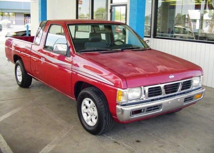 1996 Nissan Pickup Xe Nissan Datsun Pickup Nissan Hardbody