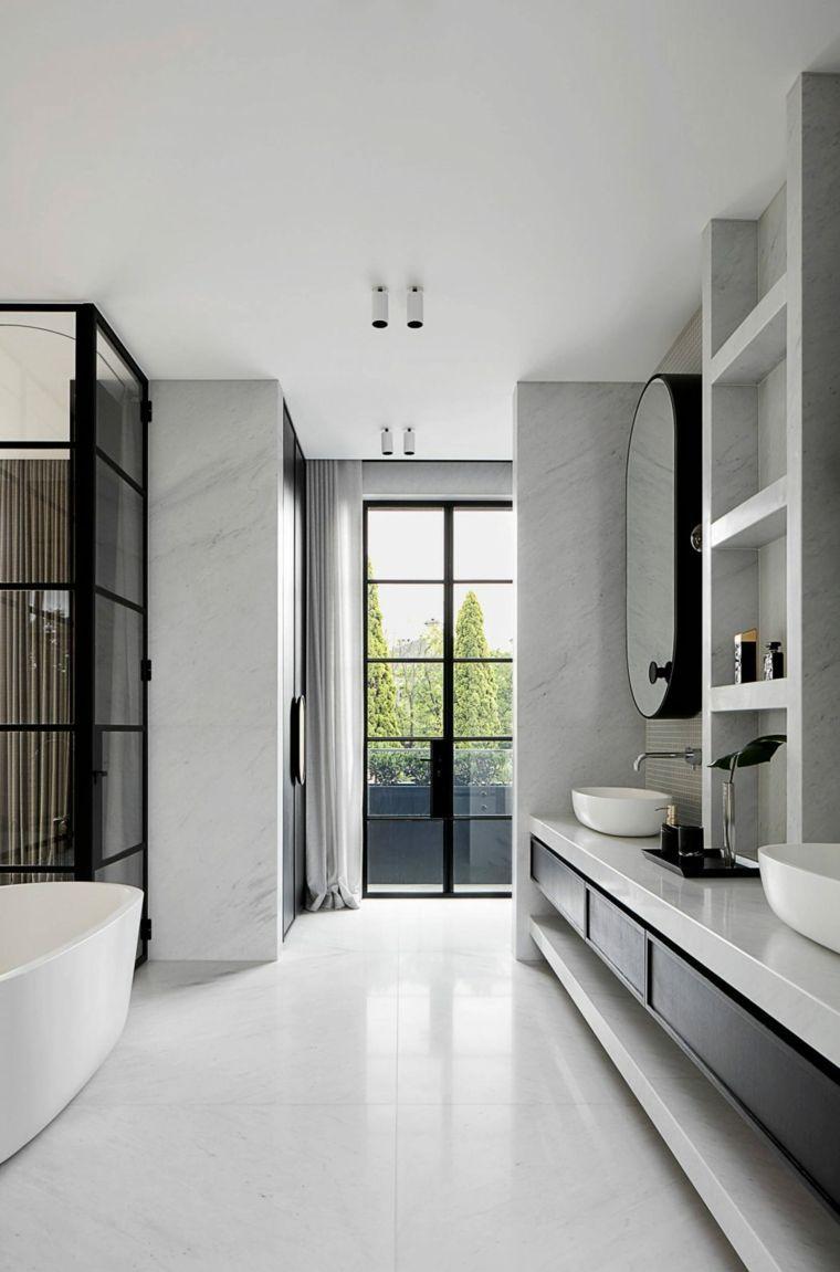 Badezimmermöbel #die #moderne #sind #Trends #von Moderne ...