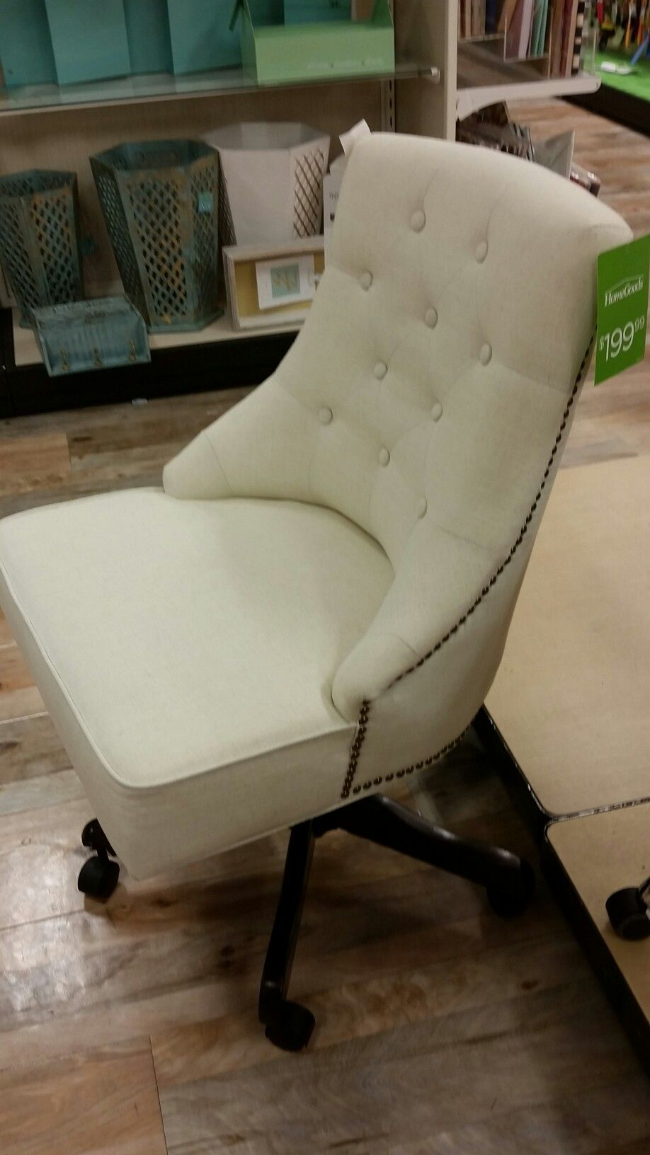 Desk chair option HomeGoods Great Hills Trail Chair