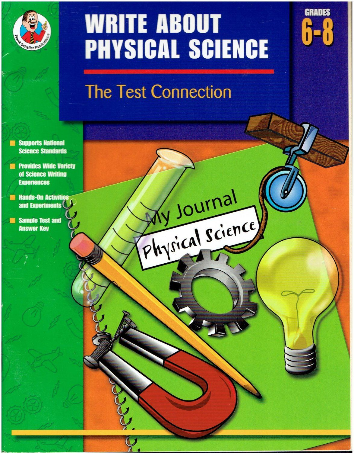 Worksheets Frank Schaffer Publications Worksheets Answers worksheets frank schaffer publications answers write about physical science grades 6 isbn