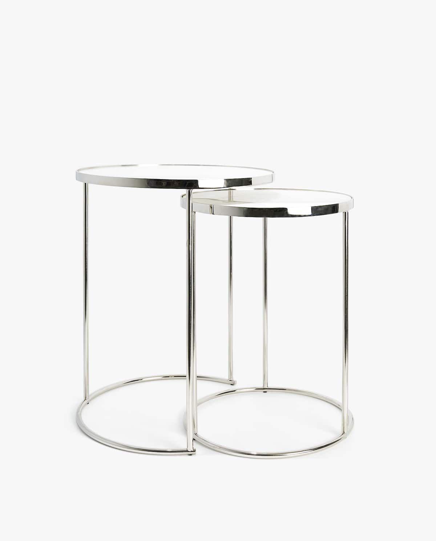 Modern Nest Of Tables White