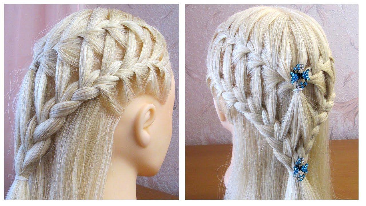 Coiffure Pour Tous Les Jours Pour L Ecole Travail Belle Coiffure Ave Figure Skating Hair Hair Styles Beautiful Hair