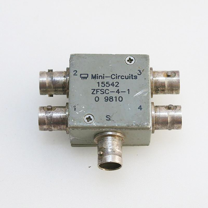 Details about MINI CIRCUITS ZFSC-8-43 8-way power splitter/combiner