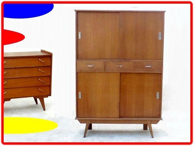 Meubles Vintage Scandinaves Mobilier De Salon Meuble Vintage Meuble Design