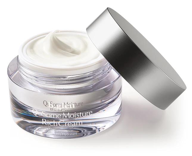 Qusome Moisture Rich Cream B Glen Singapore In 2020 Moisturizer Sagging Skin Deep Wrinkles