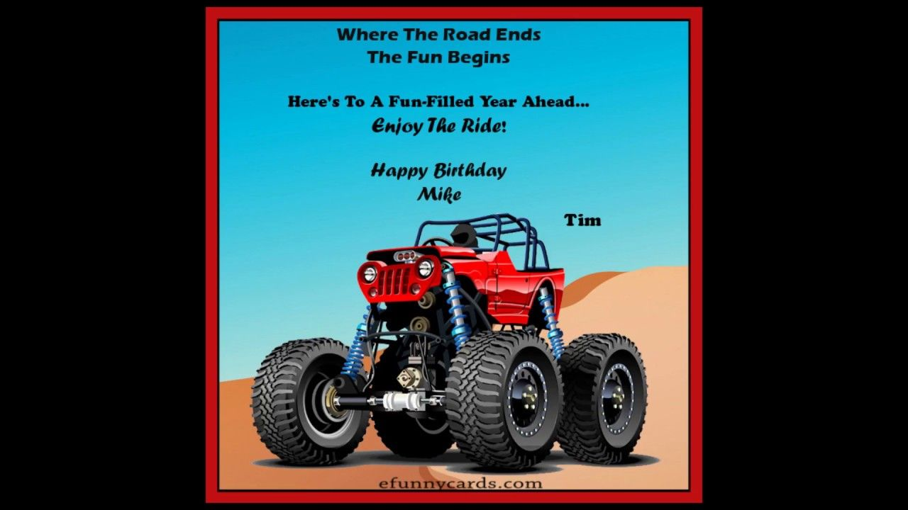 efunnycards Birthday cards you can send via email or to – Send a Birthday Card Via Email