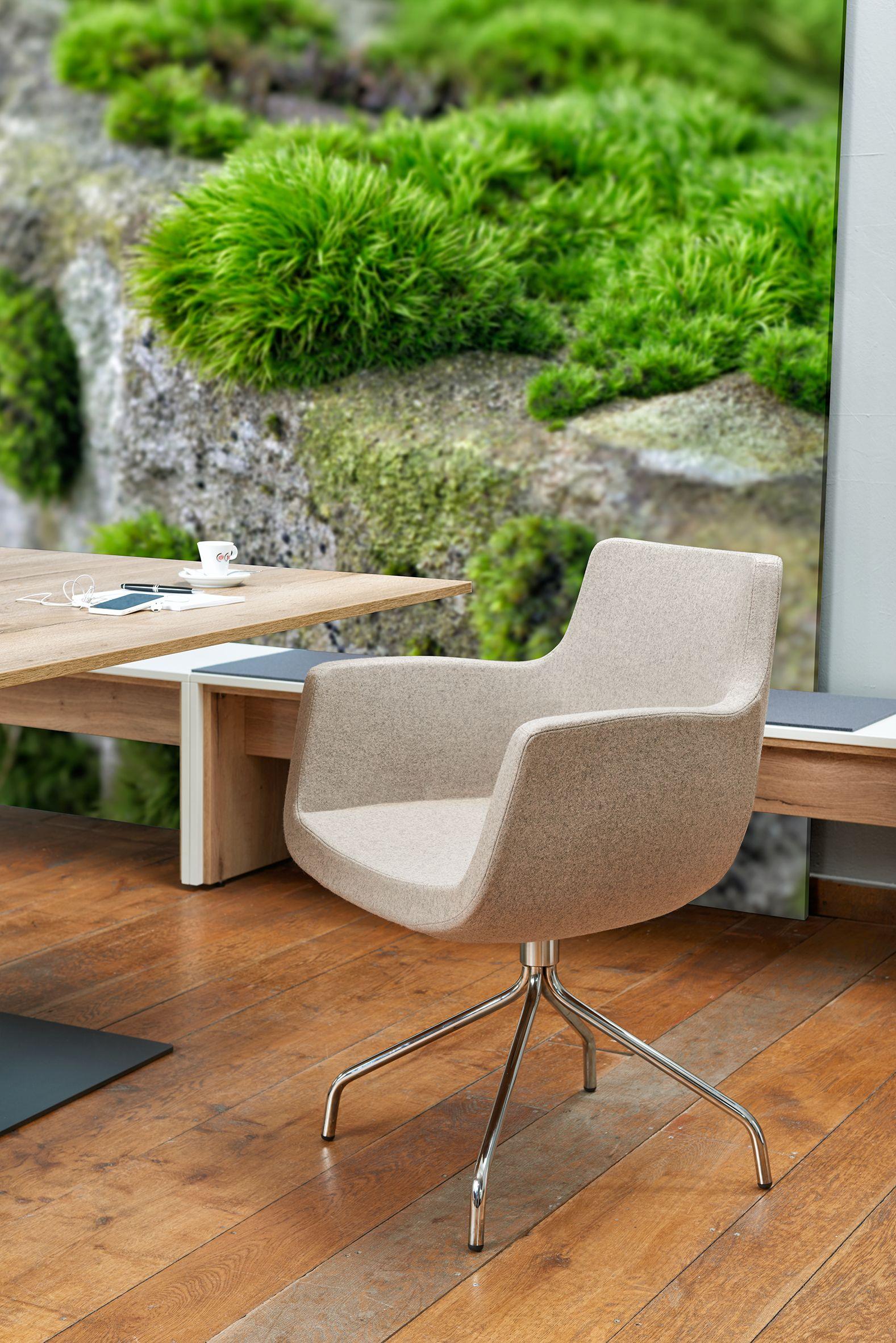 Greenery - große Wandpaneele für eine entspannte Atmosphäre. Mit dem ...
